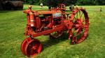 Antique Tractor by davincipoppalag