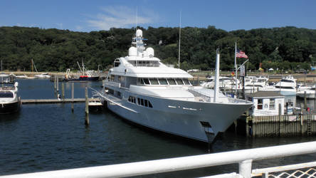 200ft Dutch built megayacht  Majestic