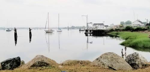 Macs Harbor morning
