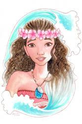 Moana by lilisys