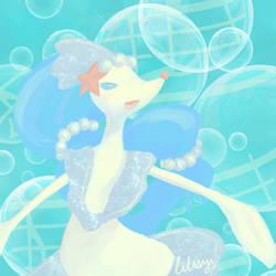 Primarina by lilisys