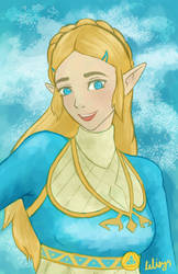 Zelda by lilisys