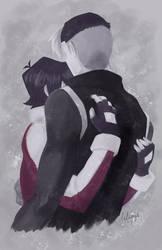 The Hug by lilisys