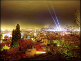 Athens Christmas by Kirlian667