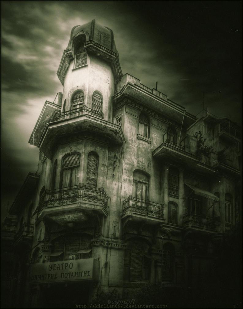 Potamitis theater by Kirlian667