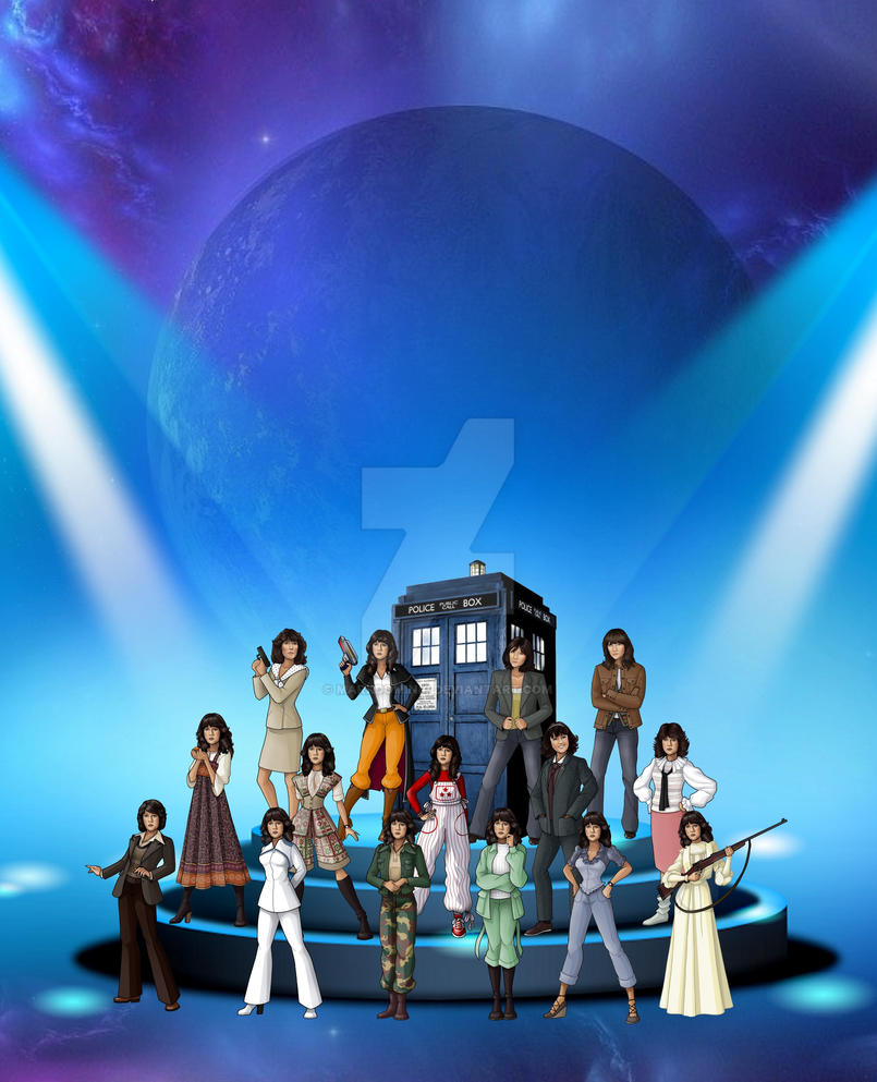 Sarah Jane Smith Adventures in Time and Space