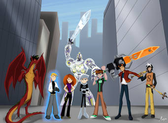 Avengers of the Multiverse