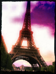 I love PaRis!byBERG by BergmanOvsky