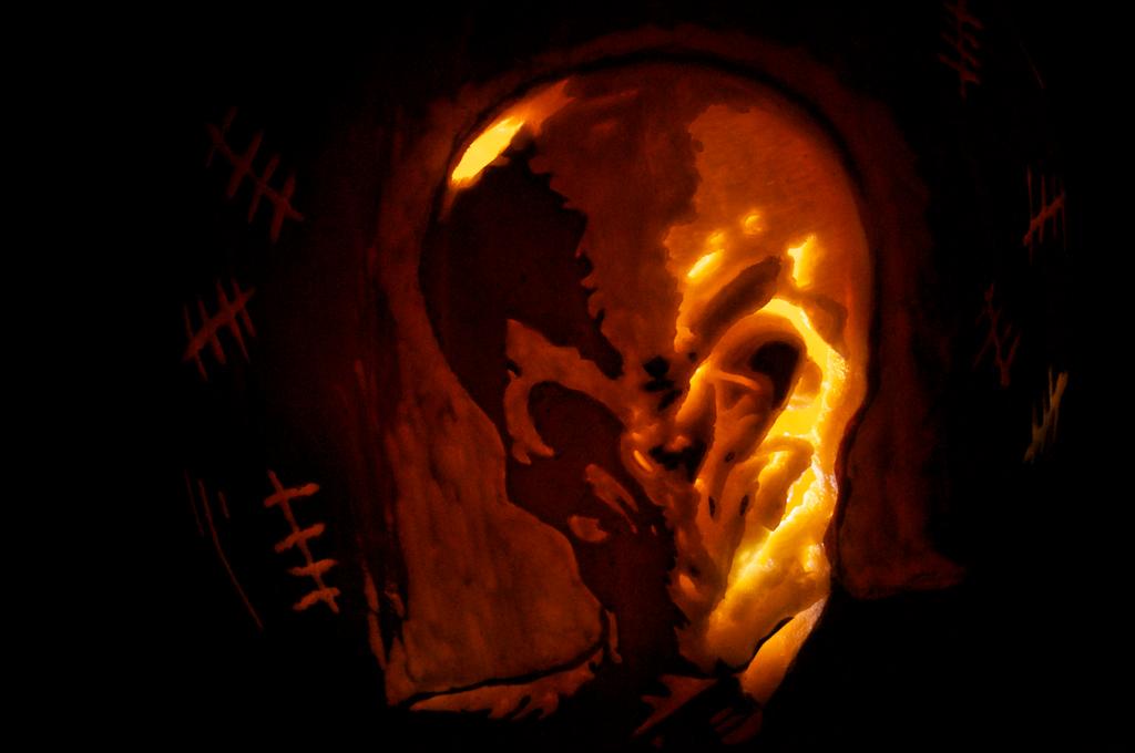 Silence Pumpkin by Sulimeth