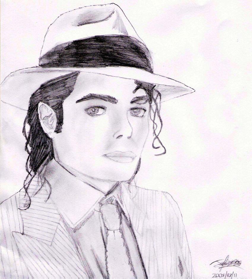 Michael Jackson by Serpent-Tongue