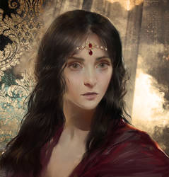 Elia Martell by BellaBergolts