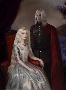 Shiera Seastar and Bloodraven