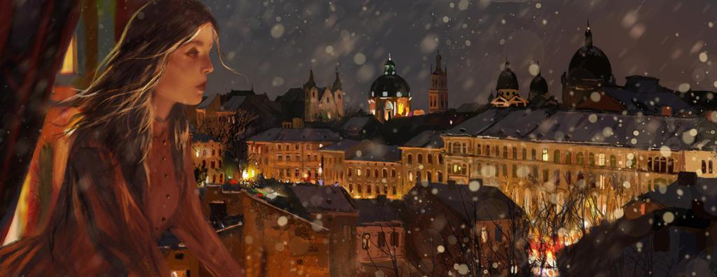 Magic December by BellaBergolts
