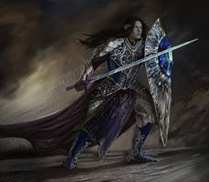 Fingolfin by BellaBergolts