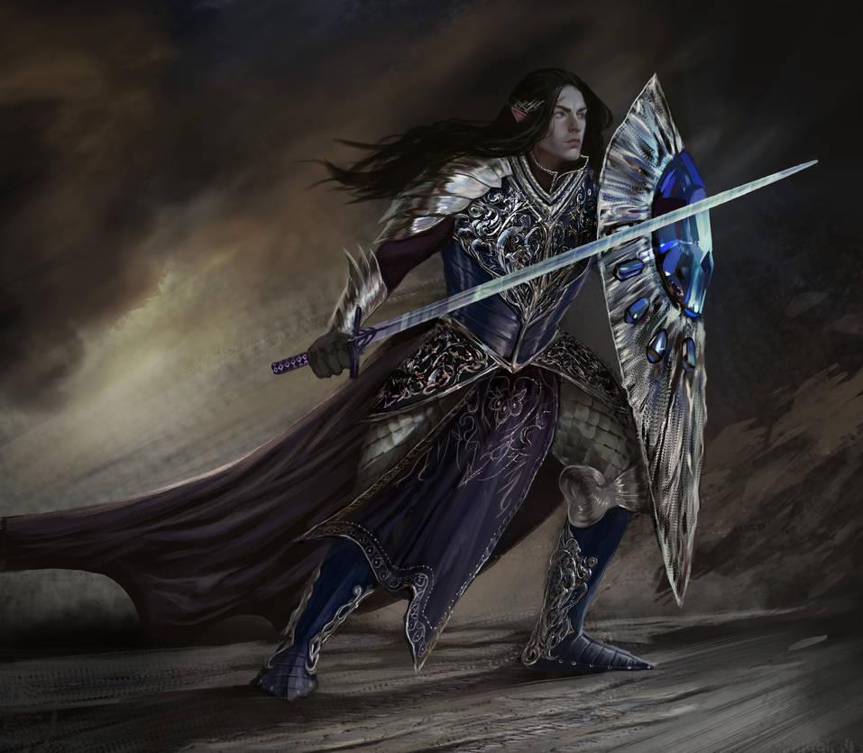 Fingolfin by BellaBergolts
