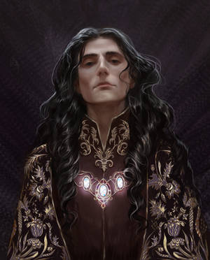 Feanor by BellaBergolts