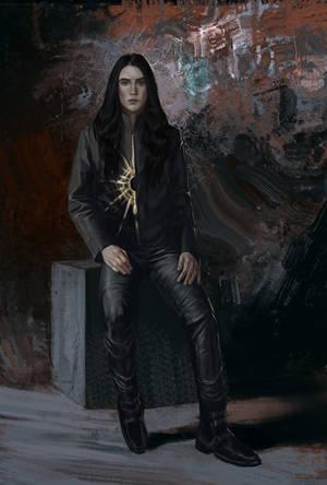 Modern Feanor by BellaBergolts
