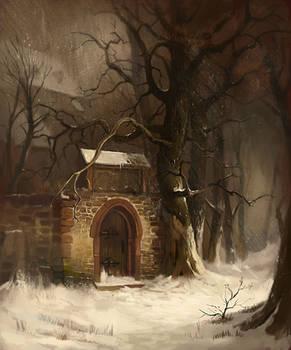 Study (Edmund Koken painting)