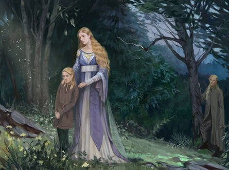 Death and Rebirth of Glorfindel