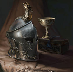 Dragon-helm of Dor-lomin