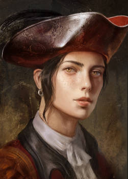 Calia Ashenmore