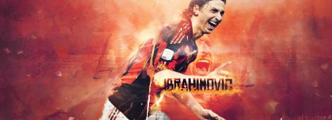 Zlatan Ibrahimovic by eltractor4