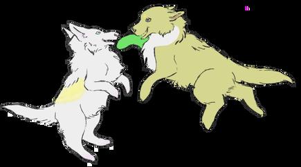 Pups game