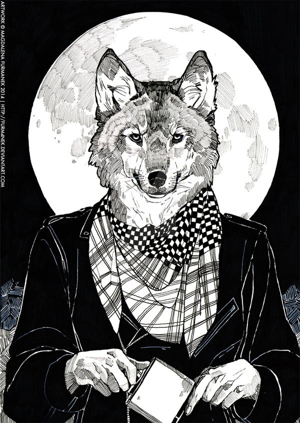 The Cryptids - Werewolf by lordmegi
