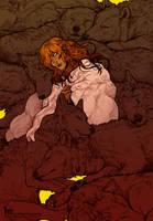 +Lycanthrope+ by lordmegi