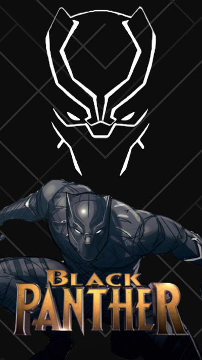 Marvel Black Panther Iphone Wallpaper By Shadowburst123 On Deviantart