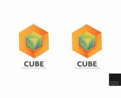 Cube Logo by Magableh