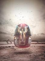 Tutankhamun by Magableh