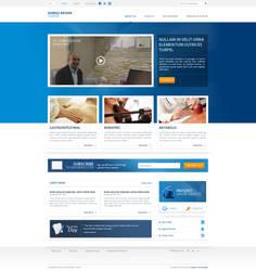 Ahmad Bashir Center Website by Magableh