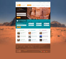 Tour Operator Website by Magableh