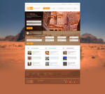 Tour Operator Website 02