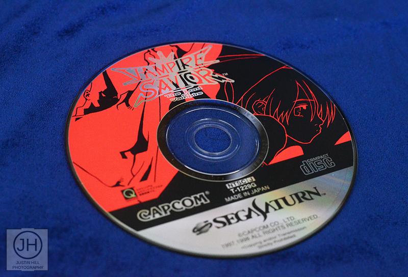 Darkstalkers 3 Game Disc Art by WaywardPhotography