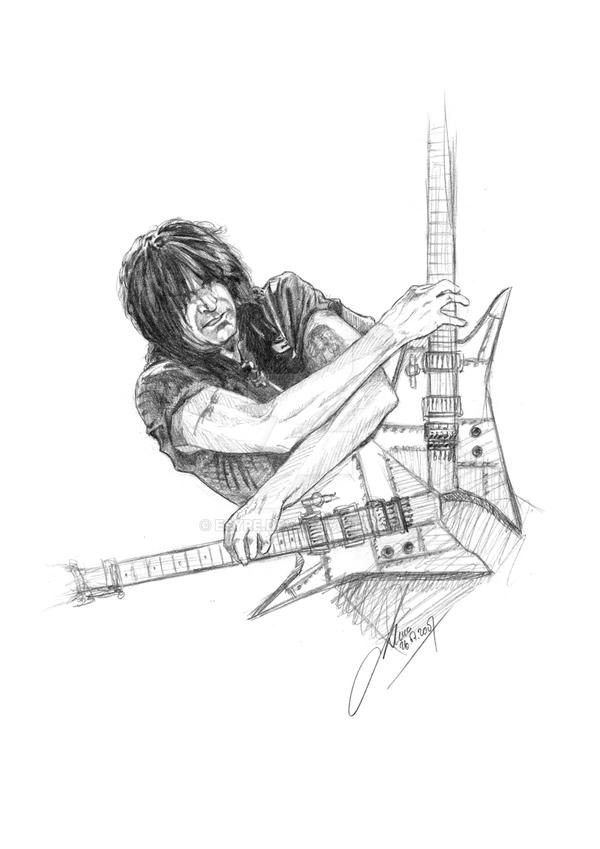 Michael Angelo Batio by esyre