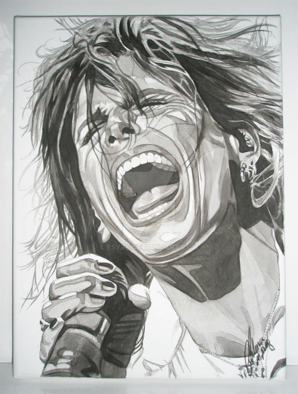 Steven Tyler by esyre