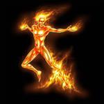 Fire by esyre