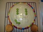 Emoticon Cake by Lozzanator