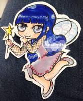 Fairy Hinata by Inkcess