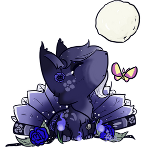 [Comm] Midnight Beauty by Inkcess