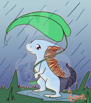 [Paralogos] AF: A Walk in the Rain by Inkcess