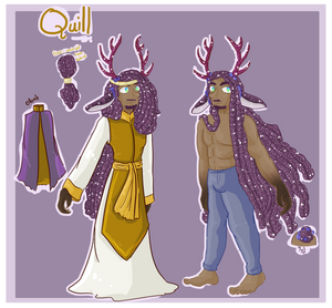 Quill Ref by Inkcess