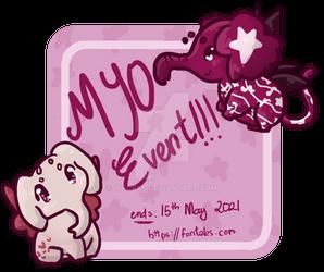 [Closed] Fanteles Free MYO Event!!!! by Inkcess