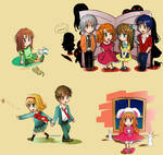 All of them~
