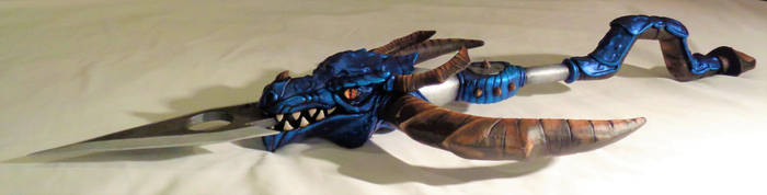 LEAGUE OF LEGENDS - DRAGONSLAYER VAYNE'S WEAPON 2 by Priscillascreations