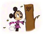Minnie's Loneliness