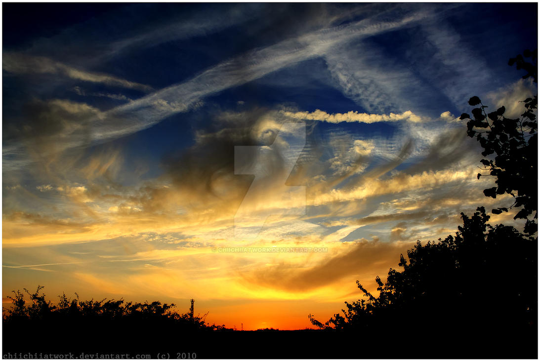 sky V by ChiichiiAtWork