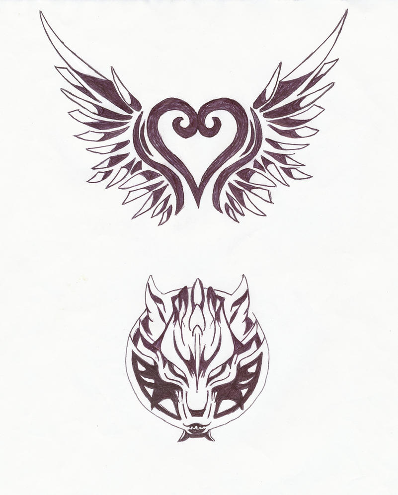 Tattoo ideas by shibbster on deviantart for Drawing design ideas